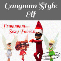 "Gangnam Style Elf will teach your kids to'�'�' be awesome'�'�' and call everyone '�'��""sexy.'�'�"