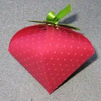 PaperScrapz--Strawberry Template