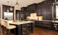 Traditional Kitchen :: Huntwood Custom Cabinets