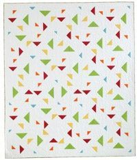 Intermediate Quilt Pattern: Confetti