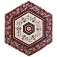 Hexagon Table Topper Pattern