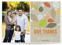 thanksgiving cards - verse