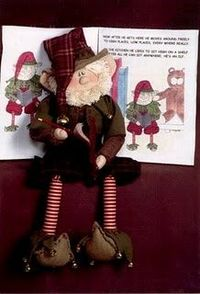 Mr. Peeps...another version of elf on the shelf