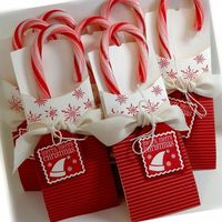 Me, My Stamps and I: Fa La La Christmas- Petite Pockets Candy Canes
