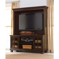 """Espresso TV Stand with Hutch, for TVs up to 52"""""""