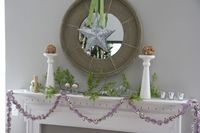 Easy DIY paper garland.