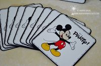 Jeanne's Paper Crafts: It's a Mickey Mouse party!