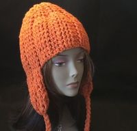 Crochet Cable Cap - Adult Cap - free crochet pattern