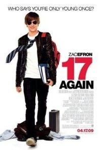 17 AGAIN - heartfelt comedy
