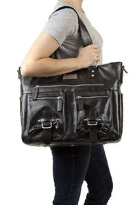 Libby Bag - Laptop, camera gear, etc. All in one!