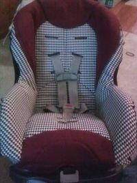 Houndstooth Car Seat Cover Alabama Crimson Tide Roll