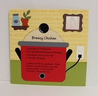Breezy Chicken recipe card