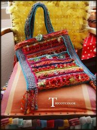 Tricotcolor: hippychic the bag!