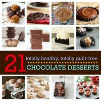 21 Guilt-Free Ways to Eat Chocolate