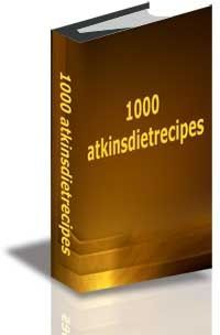 Tons of Atkins approved recipes!