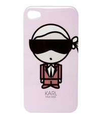 Karl iPhone Case