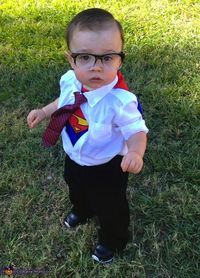 Cute Little Clark Kent