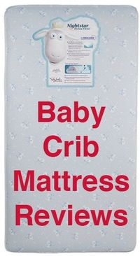 Reviews of the best baby crib mattresses