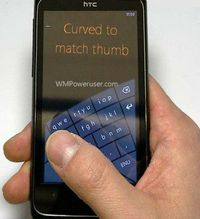 Windows phone new touch keyboard looks very good