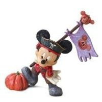 Disney Traditions by Jim Shore Pirate Mickey Figurine, 6-3/4-Inch