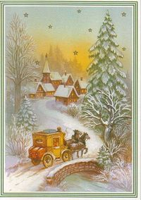 Christmascard from azzurri (CH) by isa 11, via Flickr
