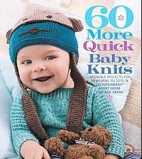 great book with lots of cute baby things to knit