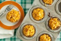Macaroni and Three Cheese Lunch Muffins | Whole Foods Market