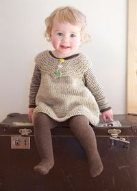 So cute; organic wool & cotton blend, buttons in front or back