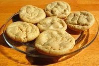 Peanut Butter Ricotta cookies from Dr Oz. Entire recipe 50 calories.