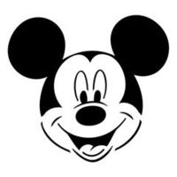 ffc8a759f Posts similar to: freezer paper stencil Mickey Mouse ghost - Juxtapost