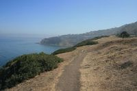 Blufftop Trail: Palos Verdes Drive West to Paseo del Mar