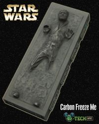 Star Wars Carbon Freeze Me Experience