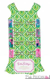 Binder Clips in Various Patterns 2012