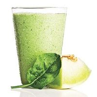 Smoothies Under 250 Calories | Green Machine | CookingLight.com