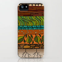 Earth Iphone case on Society6