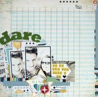 A Project by adogslife13 from our Scrapbooking Gallery originally submitted 04/29/12 at 12:16 PM