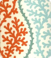 ODL Coral Splendor #fabric