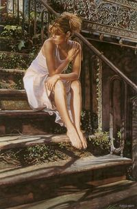 art :: Unknown Steve Hanks Painting image by countzander - Photobucket