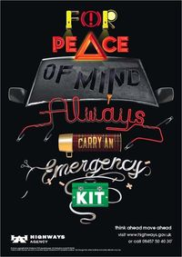 Highways Agency: Peace of mind