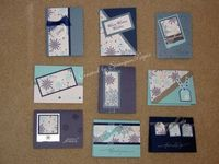 One Sheet Wonder by stampinmagic - Cards and Paper Crafts at Splitcoaststampers