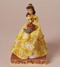 Disney Traditions by Jim Shore Belle Fall Figurine, 7-1/4-Inch