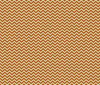 orange chevron fabric by thebline on Spoonflower - custom fabric