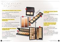 Concealer palettes TWO magazine